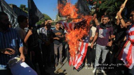 پشت صحنه فیلم ضد پیامبر اسلام  جزییاتی از این حمله فجیع و رفتار زشت آمریکایی