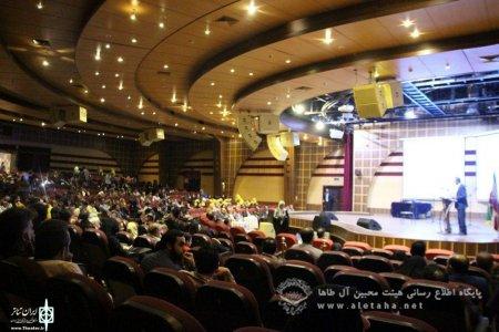 به همت کانون فرهنگی هنری آل طاها دومین اشکواره حسینی برگزار شد.